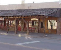 Covered Wagon Restaurant and Bar